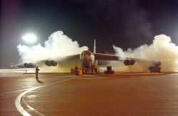 B-52H - Out in the cold Photo