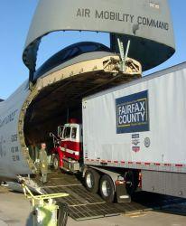 C-5 Galaxy - Help is on the way Photo