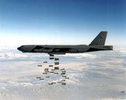 B-52H Stratofortress - Bombs Away Photo