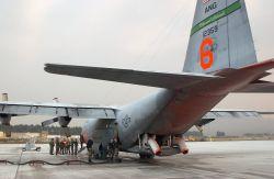 C-130 - California Fires Photo