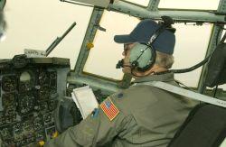 C-130E Hercules - California Fires Photo