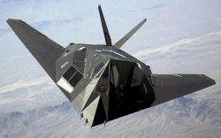F-117 Nighthawk - Nighthawk in flight Photo