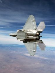 F/A-22 Raptor - Raptor claws Photo