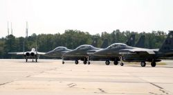 F-15E - Strike Eagles leave Photo