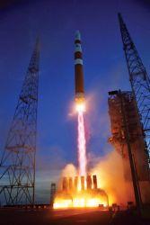 Delta IV - Delta launch Photo