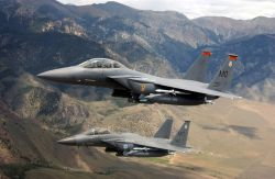 F-15E - Soaring Strike Eagles Photo
