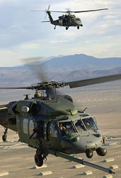 HH-60G Pave Hawks - Pave-ing the way Photo