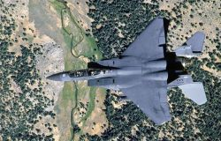 F-15E - A view from the top Photo