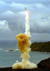 LGM-30 Minuteman III - LGM-30 Minuteman III Photo