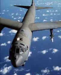 B-52H - AGM-84D Harpoon Photo