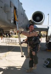 A-10 Thunderbolt II - Mission complete - Axt Photo