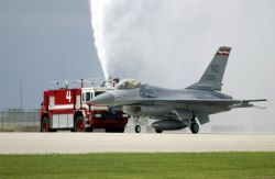 F-16 Fighting Falcon - Safe Hooligans Photo