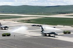 B-1 Lancer - Welcome home shower Photo