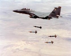 GBU-27 - Bombs away Photo