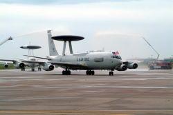 E-3 Sentry - AWACS return Photo