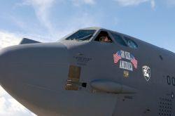 B-52 - Thumbs up Photo