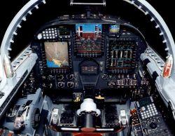 U-2 - Dragon Lady Cockpit Photo