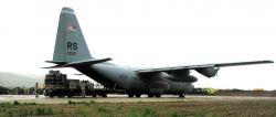 C-130 Hercules - Hercules in Iraq Photo