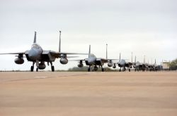 F-15 Eagle - Back from Turkey Photo