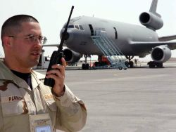 Altus Air Force Base - Airfield management Image