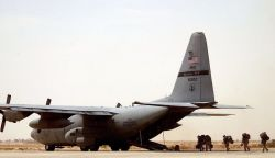 C-130 Hercules - Time to go Photo