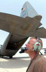 C-130 Hercules - Hot time on the flightline Photo