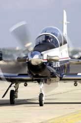 T-6A Texan II - Texan taxis for take off Photo