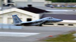 F-15C Eagle - Eagle launch Photo