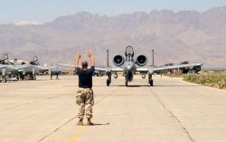A-10 Thunderbolt II - Welcome to Bagram Photo