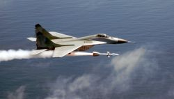 MiG-29 - Fire away Photo