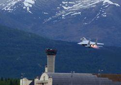 F-15J - Afterburner on Photo