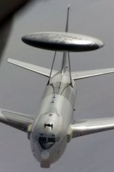 E-3 Sentry - Sentry in flight Photo