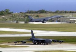 B-1 - Bombers at Guam Photo
