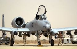 A-10 Thunderbolt II - Thunderbolt II ready for take off Photo