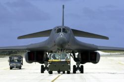 B-1B Lancer - Lancer parking spot Photo