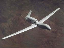 Global Hawk - Global Hawk flight Photo