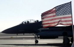 F-15E Strike Eagle - Flying colors Photo