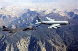KC-135 Stratotanker - Thirsty Lancer Photo