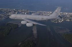 KC-135R Stratotanker - Training mission Photo