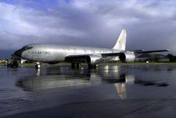 KC-135R Stratotanker - Headed far south Photo