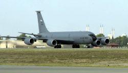 KC-135R Stratotanker - Tanker Taxi Photo
