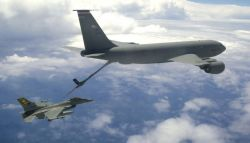 KC-135 Stratotanker - Tiger meets tanker Photo