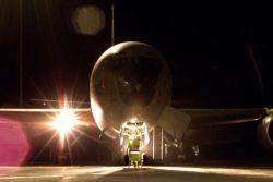 KC-135 Stratotanker - Light check Photo