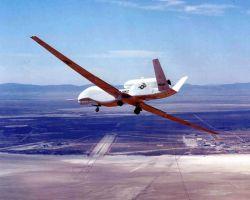 Global Hawk Unmanned Aerial Vehicle Photo