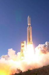 A Lockheed Martin-built Titan IV B rocket Image