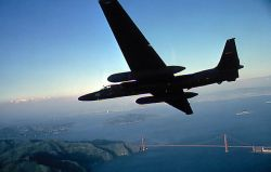 U-2 a single-seat, single-engine, high-altitude, reconnaissance aircraft Photo
