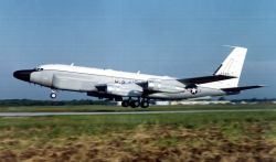 RC-135 reconnaissance aircraft - RC-135 RJ Photo
