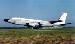 RC-135 reconnaissance aircraft - RC-135 RJ Photo