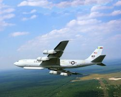 E-8C Joint Surveillance Target Attack Radar System - J-STARS Photo