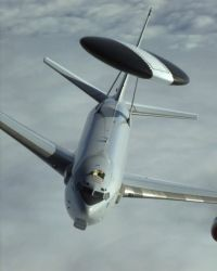 E-3 Sentry - a modified Boeing 707/320 commercial airframe Photo